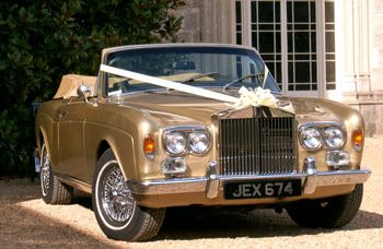 Wedding Car Hire In Hampshire Just Rolls Wedding Car Hire